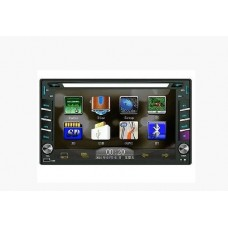 Автомагнитола Pioneer DA-623 2din,DVD,USB,AV,TV,BT