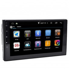 Автомагнитола 2 DIN Pioneer Pi-707 slim NEW 2дин GPS Android 8.1 + WiFi + 2 гб Озу / 16 гб